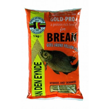 Zanęta Gold Pro Bream yellow