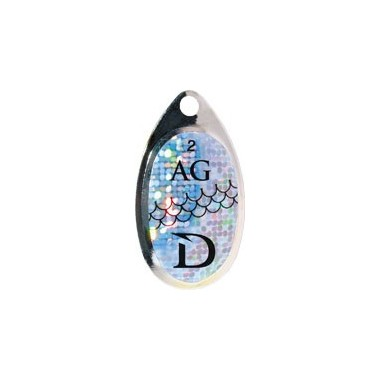 Błystka Aglia Classic AG2