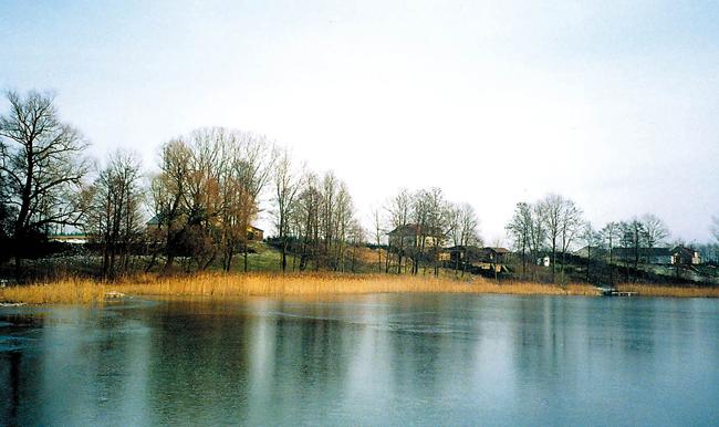 Jezioro Jemieliste
