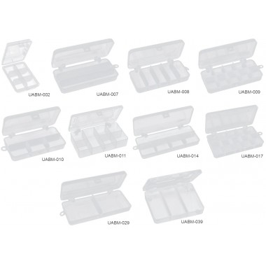 Skrzynka na akcesoria UABM różne modele Mikado