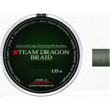 Plecionka TEAM DRAGON BRAID Dragon