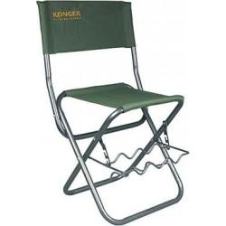 Krzesło z uchwytem na wędki nr 6
