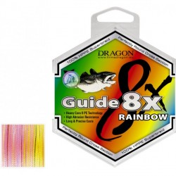 Plecionka Guide 8X Rainbow