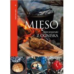 Książka Mięso z ogniska