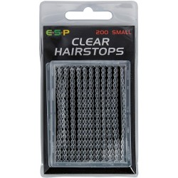 Stopery do kulek hairstops clear