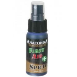Środek bakteriobójczy First Aid Spray