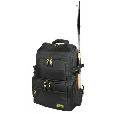 Plecak wędkarski z 4 pudełkami Spro