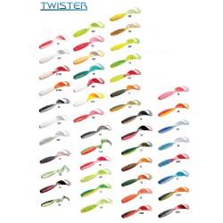 Przynęta Twister Okoniowy 32mm