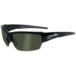 Okulary CHSAI04 - SAINT Polarized Green, Gloss Black Frame