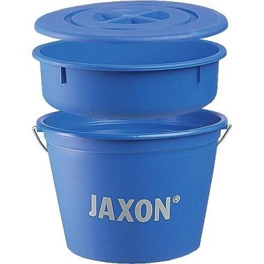 Komplet duże wiadro z miską i pokrywą Jaxon
