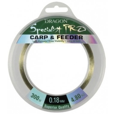 Żyłka Specialist Pro Carp & Feeder Dragon