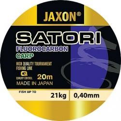 Fluorocarbon Satori Carp przezroczysty