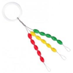 Stopery gumowe w różnych kolorach