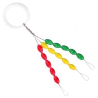 Stopery gumowe w różnych kolorach Mikado