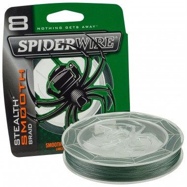 Plecionka Stealth Smooth 8  SpiderWire