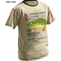 T-Shirt Szczupak Catch & Release