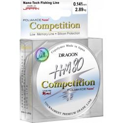 Żyłka hybrydowa HM80 Competition