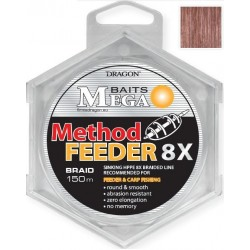 Plecionka method Feeder 8X Sinking