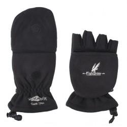 Rękawiczki polar czarny UMR-08B