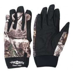 Rękawiczki camo-szare UMR-09