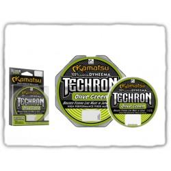 Plecionka Techron  Olive Green