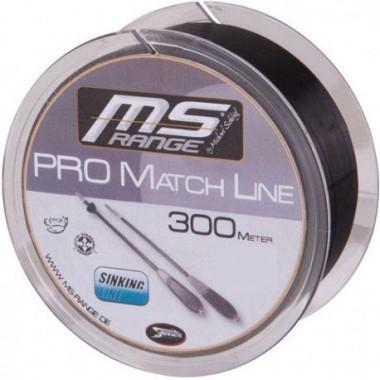 Żyłka Pro Match Line  czarna MS RANGE