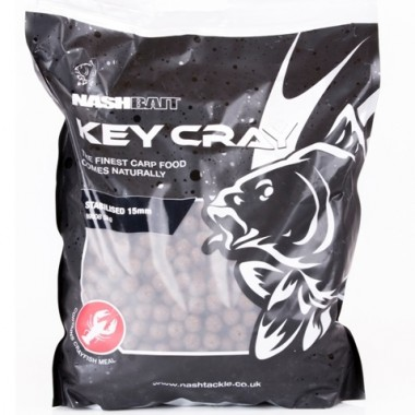 Kulki Key Cray Stabilised Boilies NASH