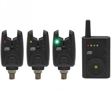 Zestaw sygnalizatorów brań Nano+ Wireless Alarm Set 3+1 DAM