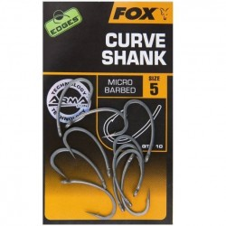 Haczyki karpiowe Carp Edges Curve Shank