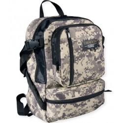Plecak z wymiennymi torebkami