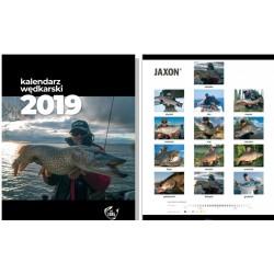 Kalendarz wędkarski 2019