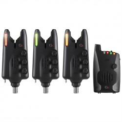 Zestaw sygnalizatorów Radar C4 Set 3+1