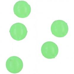 Koraliki okrągłe - Zielone