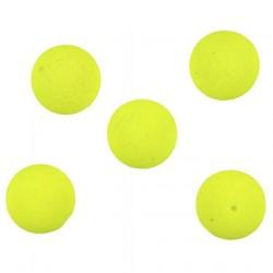 Pływające kulki żółte