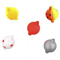 Pływające kulki mix color