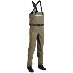 Spodnie z neoprenową skarpetą