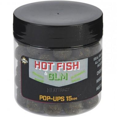 Kulki Pop-Ups Hot Fish & GLM Food Dynamite Baits