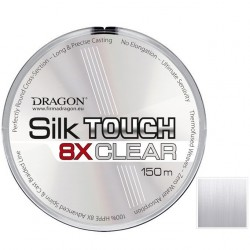 Plecionka Silk Touch 8X Clear