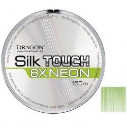 Plecionka Silk Touch 8X Neon