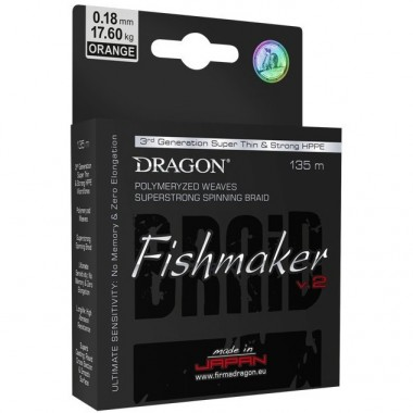 Plecionka Fishmaker V.2 Dragon