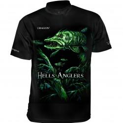 T-Shirt oddychający ClimaDRY szczupak