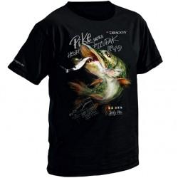 T-Shirt bawełniany szczupak