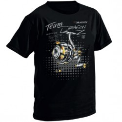 T-Shirt bawełniany Team Dragon Z