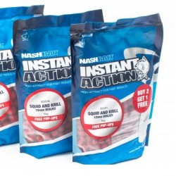 Kulki Instant Action Squid and Krill