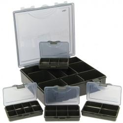 Pudełko na akcesoria Black 4+1 Tackle Box