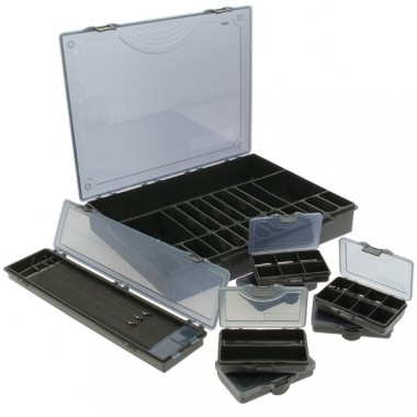 Pudełko na akcesoria Black 7+1 Tackle Box NGT