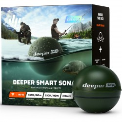 Echosonda Smart Sonar Chirp+
