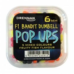 Pellet Pop-Up Dumbell