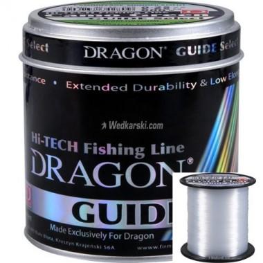 Żyłki Guide Select Crystal Clear Dragon