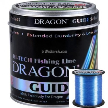 Żyłki Guide Select Light Blue Dragon